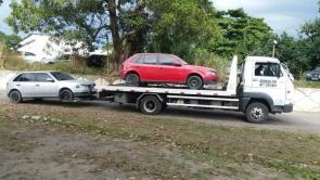 Av Brasil Remoção  de 2 veículos  - Foto 1