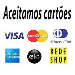 Detalhes do serviço ACEITAMOS CARTÕES